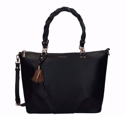 Liu Jo shopping bag Brava black