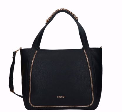 Liu Jo shopping bag Amata black