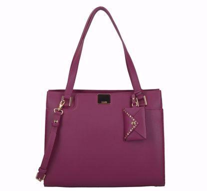 Liu Jo shopping bag Interessante malvasia