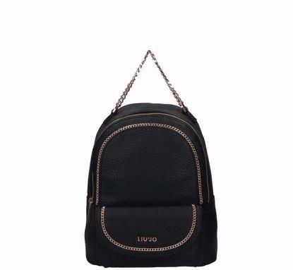 Liu Jo backpack Amata black
