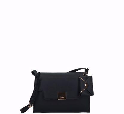 Liu Jo crossbody bag with flap Interessante black