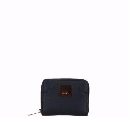 Liu Jo woman wallet mini Interessante black