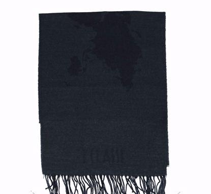 Alviero Martini scarf 38x180 Geo Pieno grey