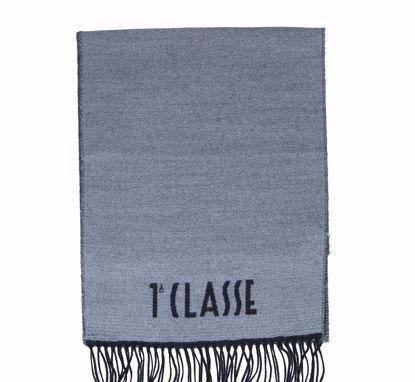 Alviero Martini scarf 38x180 Logo Piccolo grey