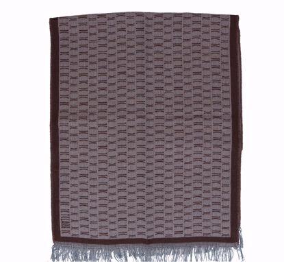 Alviero Martini scarf 40x180 1C All Over dark brown