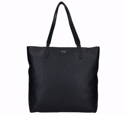 Tosca Blu shopping bag Hansel e Gretel black