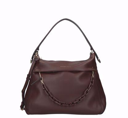 Tosca Blu bag M Pollicino brown