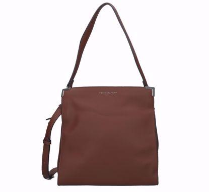 Tosca Blu bag Schiaccianoci brown