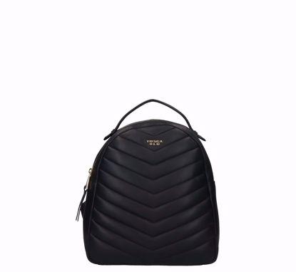 Tosca Blu backpack Baghera black
