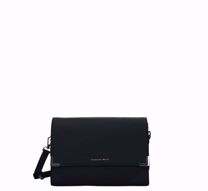 Tosca Blu crossbody bag Schiaccianoci black