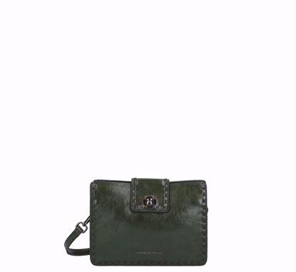Tosca Blu crossbody bag Muschio green