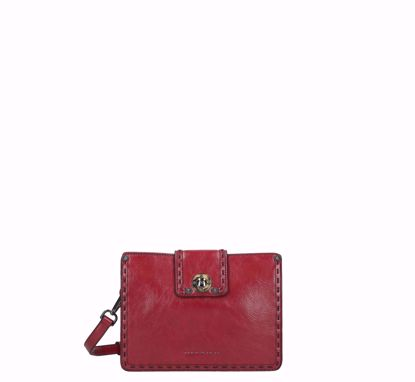 Tosca Blu crossbody bag Muschio red