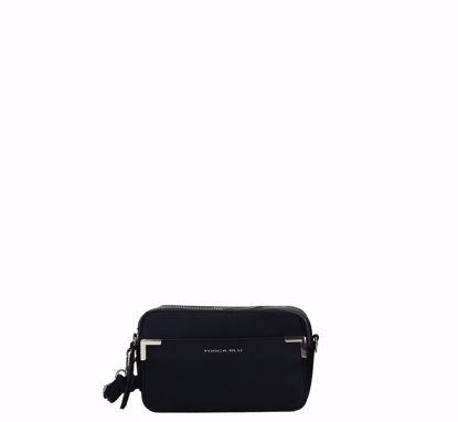 Tosca Blu crossbody bag S Schiaccianoci black