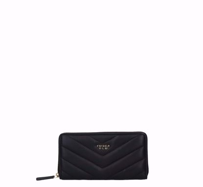 Tosca Blu woman wallet Baghera black