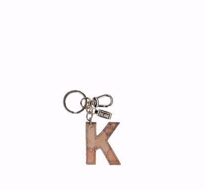 Alviero Martini keys holder letter K Geo Classic