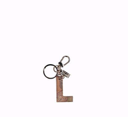Alviero Martini keys holder letter L Geo Classic