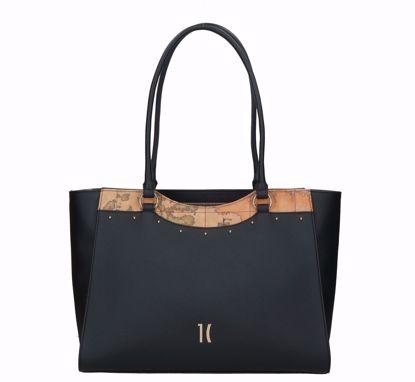Alviero Martini shopping bag Precious City black