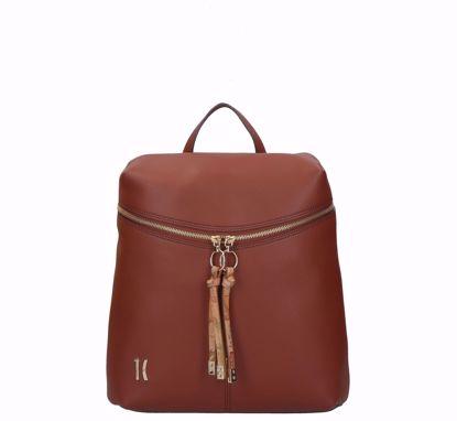 Alviero Martini backpack Ballet terracotta