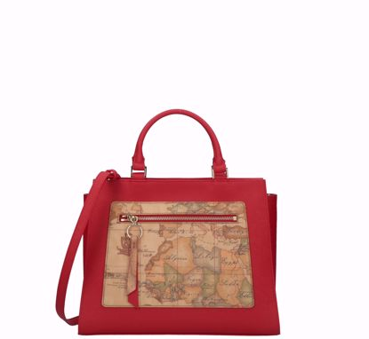 Alviero Martini bag Madame scarlet red