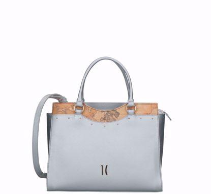 Alviero Martini bag Precious City silver