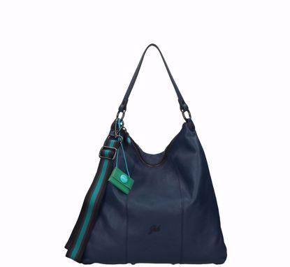 Gabs bag Sofia L ruga ink blue
