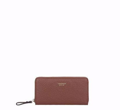 Tosca Blu woman wallet Hansel e Gretel brown