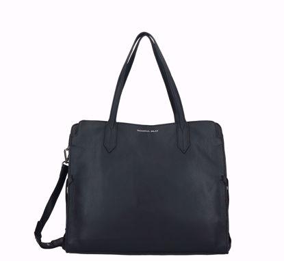 Tosca Blu shopping bag Magia black